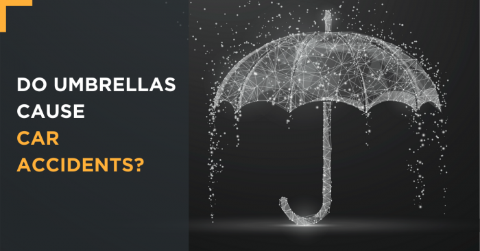 AI in Manufacturing: <br>Do Umbrellas Cause Car Accidents?