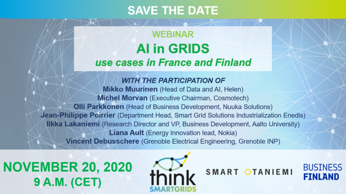Think Smartgrids Invitation