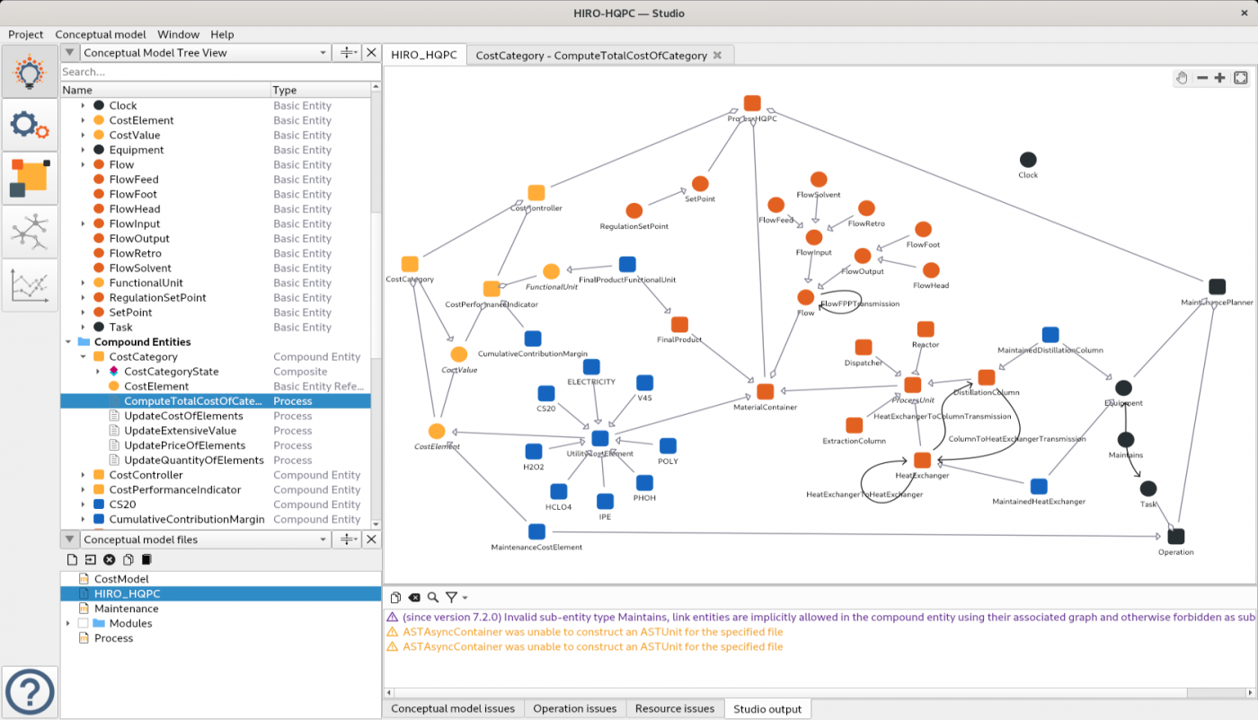 Build Powerful & Dynamic Simulation Models